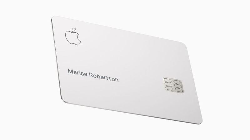 Apple se une al mercado de tarjetas de crédito