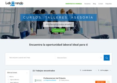 Laborando.com.mx