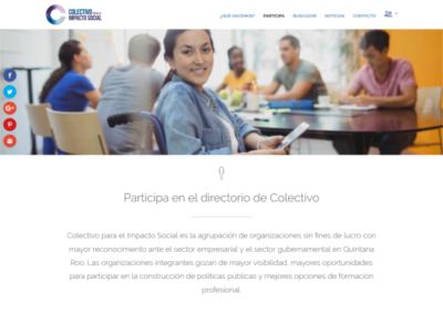 Colectivo para el impacto social